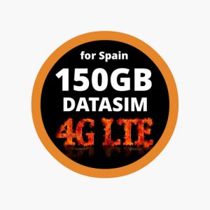 150GB Internet